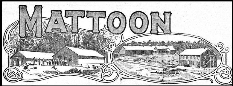 Village of Mattoon Logo